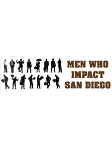 men who impact san diego