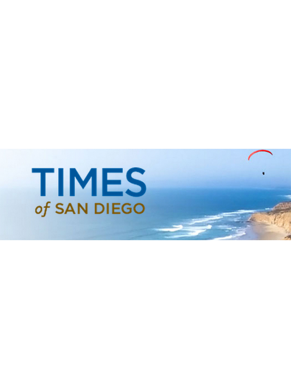time of san diego