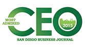SDBJ Most Admired CEO